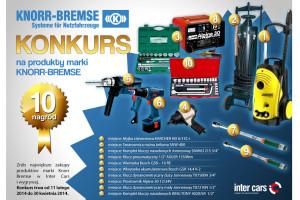 Promocja produktów Knorr Bremse w Inter Cars SA