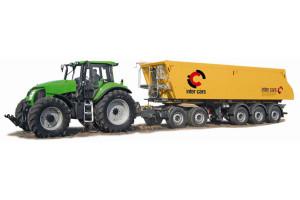 Części do pojazdów rolniczych w Inter Cars SA