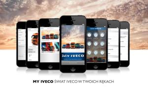 Nowa aplikacja Iveco na tablety i smartfony