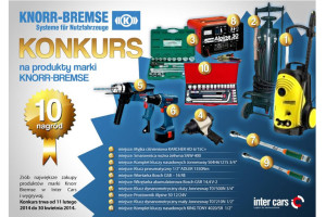 Promocja Knorr Bremse w Inter Cars tylko do końca kwietnia