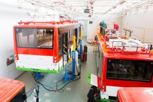 Ursus będzie produkował elektryczne autobusy
