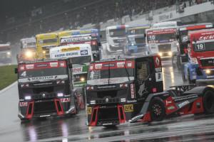 Goodyear świętuje dziesięciolecie udziału wwyścigach ciężarówek