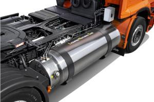 IVECO Stralis Natural Power – na gaz ziemny