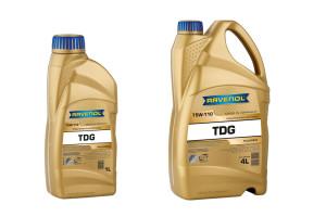 TDG 75W-110 – nowy olej Ravenol