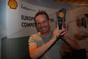 Holender zwycięzcą FuelSave Partner 2014