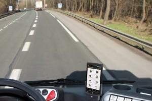 Większa wydajność działalności dzięki aplikacji na smartfony Transics