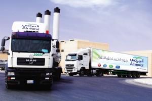 Rozwiązania WABCO wybrane przez duże saudyjskie przedsiębiorstwo