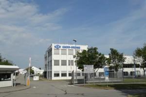 Wizyta klientów Inter Cars w fabryce Knorr-Bremse