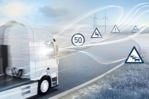 Komunikacja bezprzewodowa w samochodach użytkowych według Boscha