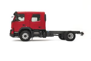 Nowe Volvo FL i Volvo FMX dostępne z kabiną załogową