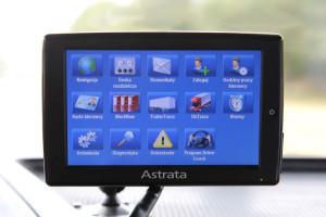System telematyczny Shell FuelSave Partner