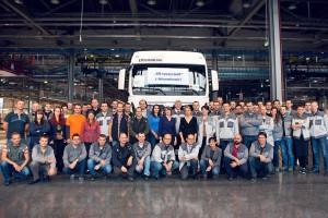 Praca dla 150 osób w MAN Trucks w Niepołomicach