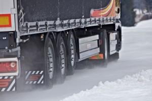 Nowa zimówka dla transportu wielkogabarytowego