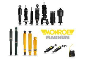 Amortyzatory Monroe MAGNUM i narzędzia wsparcia