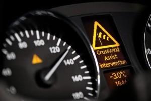 Używane Sprintery można doposażyć wCrosswind Assist