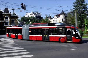 Cztery Trolejbusy Solarisa dla Esslingen