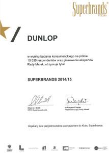 Goodyear, Dunlop i Dębica wśród najsilniejszych marek
