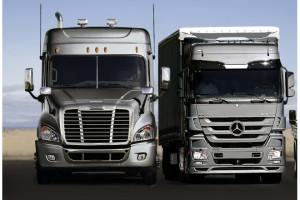 Układy kierownicze TRW dla całej linii ciężarówek Daimlera