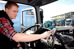 Nawigacja specjalnie dla ciężarówek