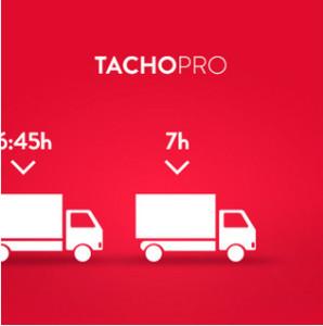 TACHO PRO – zdalny odczyt z tachografów cyfrowych