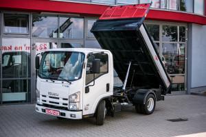 ISUZU: nowe wersje i pojazdy po kuracji odchudzającej