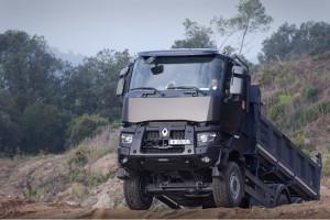 Optidriver Xtrem – zautomatyzowana skrzynia biegów Renault Trucks