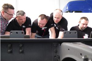 Regionalny finał konkursu dla mechaników - Scania Top Team