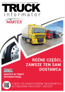"Nowy numer ""Truck Informator Martex"""