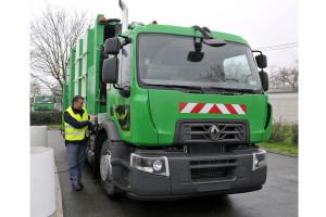 Renault Trucks wprowadza pojazdy napędzane silnikami gazowymi Euro 6