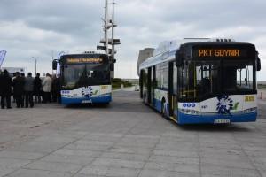 Trollino z numerem 1001 trafia do Gdyni