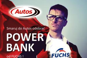 Power banki od Fuchs w promocji Autos