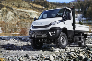 Nowe IVECO Daily 4×4
