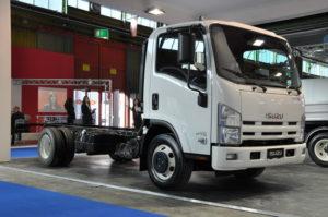 ISUZU P75 w ofercie Q-Service Trucks