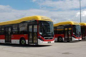 10 hybrydowych autobusów Volvo dla Inowrocławia