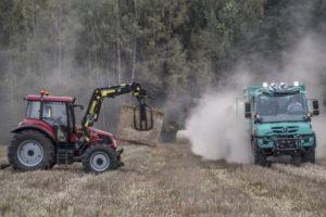 Rolniczy Unimog już w Polsce