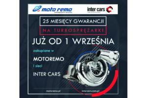 Moto Remo – oferta na jubileusz Inter Cars