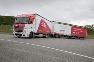Ograniczenie spalania w ciężarówkach dalekobieżnych jest możliwe