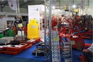 Sprzedażowy sukces ekspozycji wyposażenia warsztatów Inter Cars
