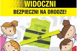 """""""Bezpieczny – widoczny na drodze"""" – akcja Winkler Polska"""