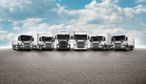 Nowe samochody ciężarowe sprzedają się wyśmienicie