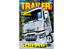 Spis treści TRAILER Magazine 10/2015