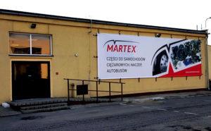 Nowy oddział Martex w Strzelcach Opolskich