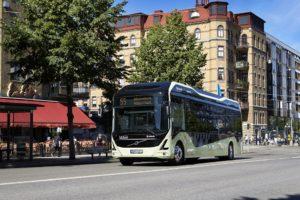 Trasa obsługiwana przez elektryczne autobusy otrzymuje European Solar Prize 2015