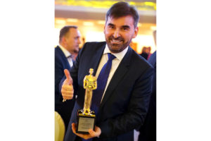 """Srebrne Godło """"Operator Logistyczny Roku 2015"""" dla FM Logistic"""