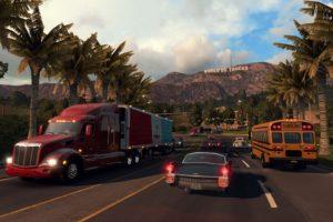 Przemierzaj amerykańskie autostrady – American Truck Simulator