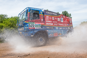 DT Spare Parts na Rajdzie Dakar