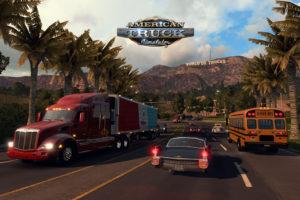 Graliśmy w American Truck Simulator. Recenzja.
