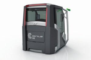 Innowacyjna kabina ciężarówki nominowana wkonkursie