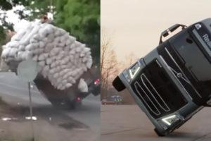 """Zobacz skąd Volvo wzięło pomysł na """"Two Wheel Stunt"""" – film"""
