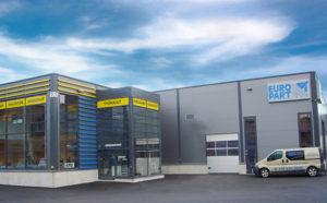 EUROPART przejmuje szwedzkich dystrybutorów części